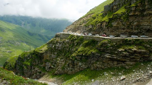 Seven of the world's riskiest roads