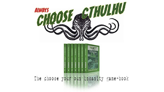 CHOOSE CTHULHU