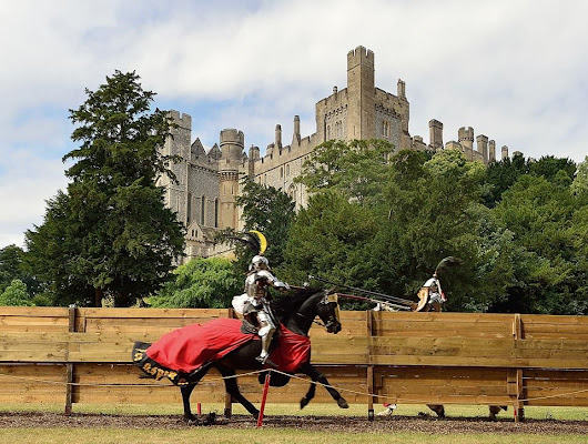 Promotional Video for the Annual Arundel Castle International Jousting Tournament