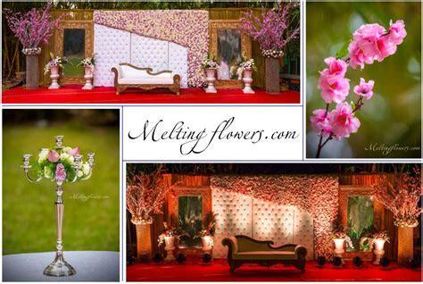 Indoor Garden Theme Wedding Decorations   Wedding