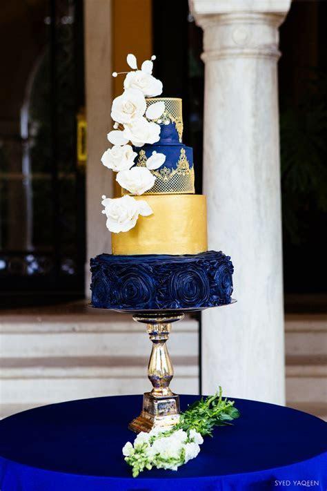 Blue & Gold Celestial Inspired Wedding Ideas   Every Last