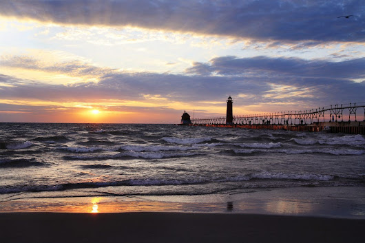 Vote - Grand Haven State Park - Best Freshwater Beach Nominee:  2016 10Best Readers' Choice Travel Awards