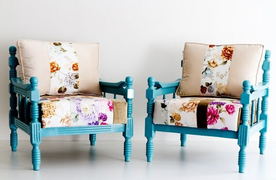 spring armchairs