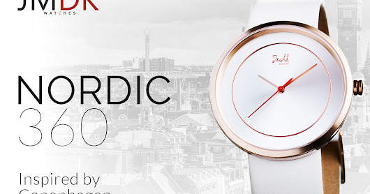 J&M NORDIC360 watch collection - Time is Yours
