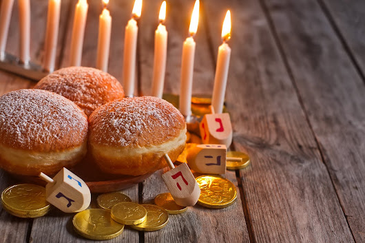 Here's everything you need to know about Hanukkah food