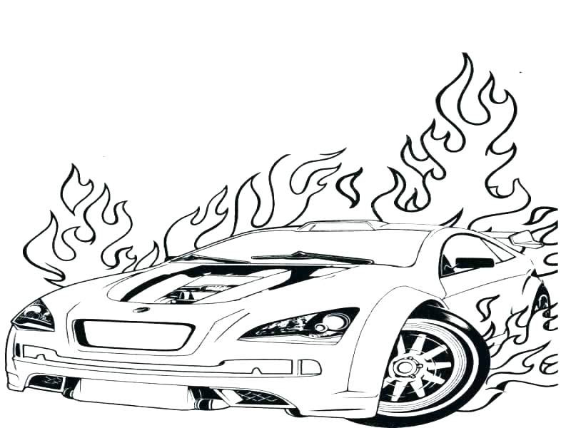 Exotic Car Coloring Pages at GetColorings.com | Free ...