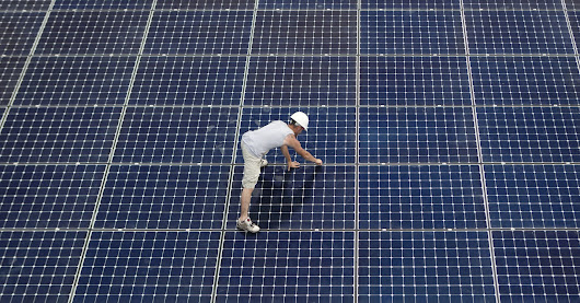 Solar was responsible for one in 50 new jobs last year, says National Solar Jobs Census