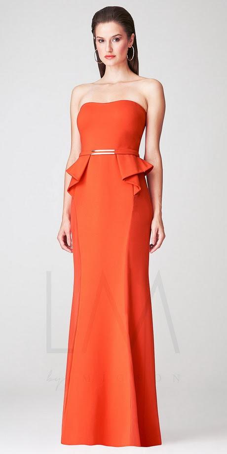 styles of plus length dresses