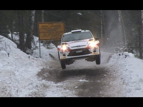 WRC Rally Sweden (Suecia) 2014