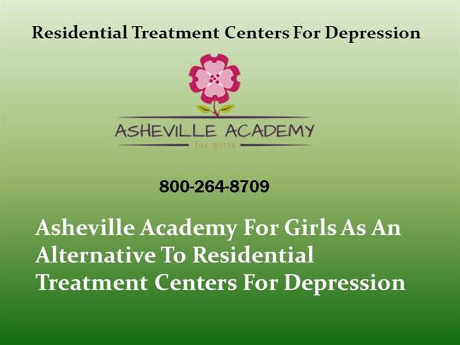 Residential Treatment Centers for Depression - Asheville ...