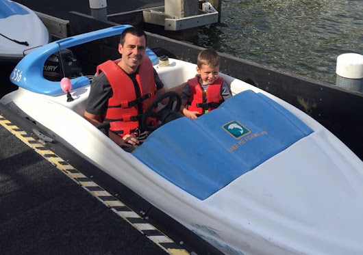 Renting Sea Raycers in Disney World: Boating Fun on Non-Park Days - Magical DIStractions