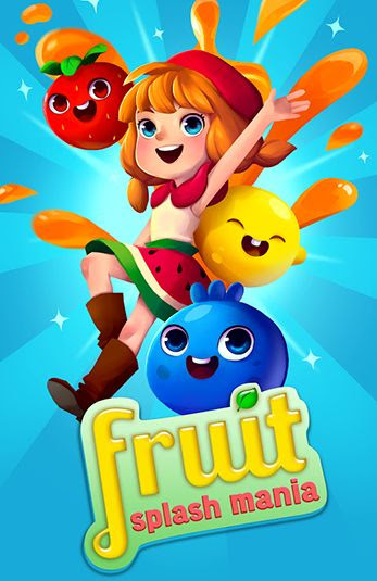 Screenshots of the Fruit splash mania for Android tablet, phone.