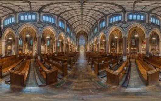 Farm St. Church, Mayfair : 360° Virtual Tour by Nikhilesh Haval @ nikreations