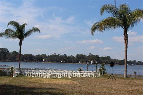 Island Lake Events   Ft. McCoy FL   Rustic Wedding Guide