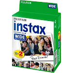 Fujifilm Instax Wide - 10 exp. - 2 cassettes