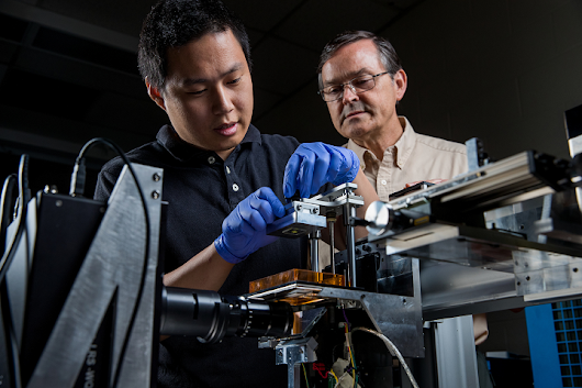 BYU Researchers Create First 3D Printed Microfluidic Device Effective Below 100 Micrometers