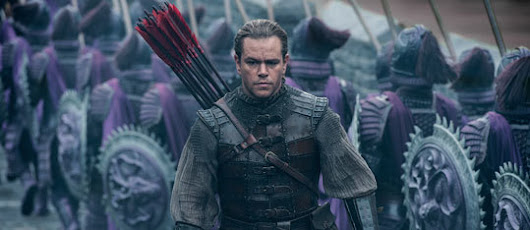 Interview: Matt Damon Scales The Great Wall