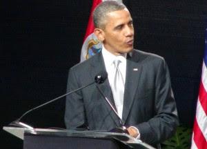 Obama defendió su acción en Siria, habló de migración y de la población sexualmente diversa