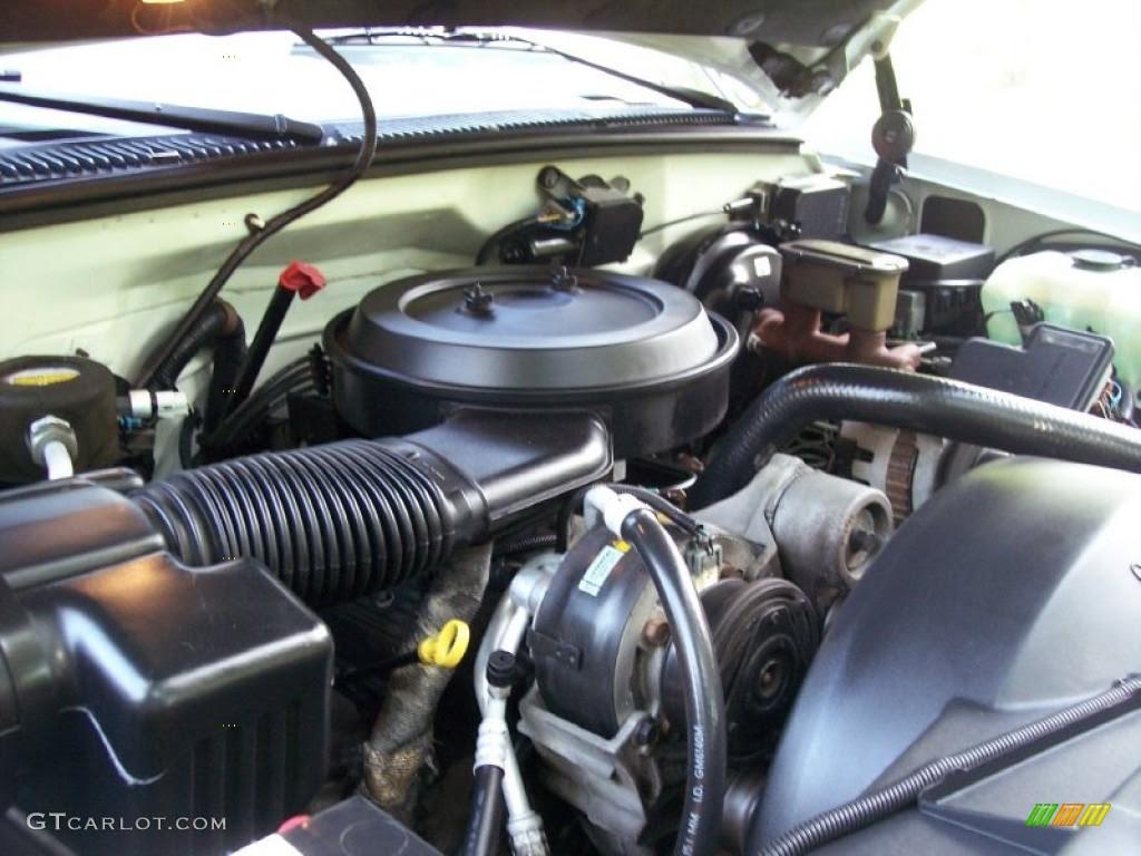 5 7 Engine Diagram