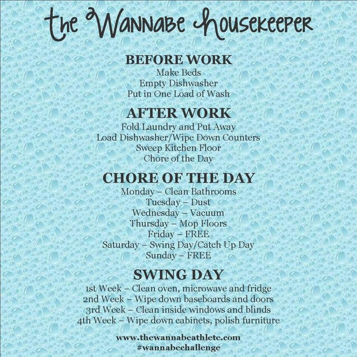 1000+ ideas about Working Mom Schedule on Pinterest   Cleaning ...