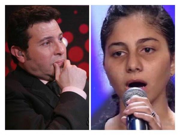 ياسمينا تقدم 3 أغنيات والفنان هاني شاكر يرشحها للغناء معه