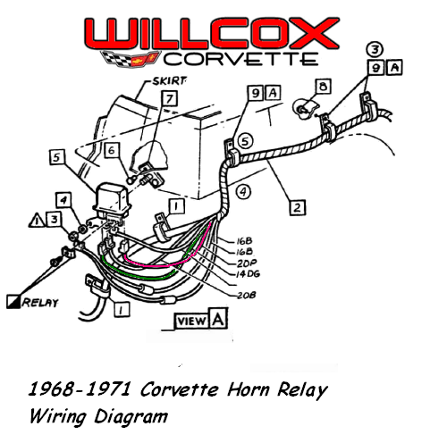 1979 Corvette Wiring Diagram - Circuit Diagram Images