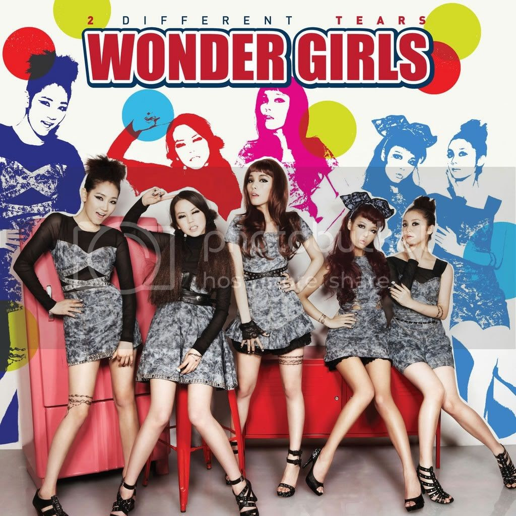 Wonder Girls - 2 Different Tears Pictures, Images and Photos