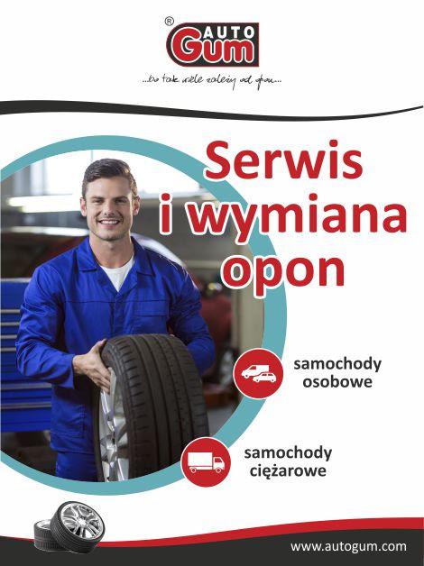 Auto Gum Sp Z Oo Sp K Opony Akumulatory Felgi Kraków Mapa