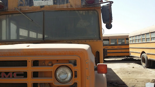 Scrap GMC Buses Urgent for Sale in Jubail, Saudi Arabia