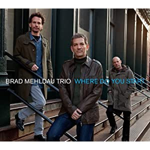 Brad Mehldau  - Where Do You Start  cover