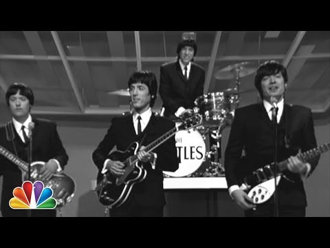 What is the Beatles used Social Media?
