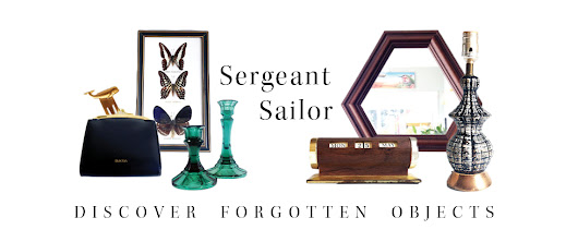 Sergeant Sailor | Discover Forgotten Objects