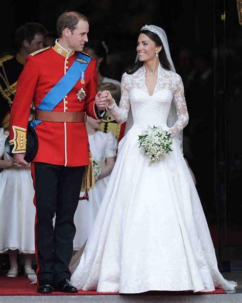 Get Kate Middleton's Royal Wedding Dress Look   Martha