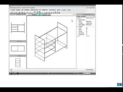 Tvilca dise o y fabricacion de muebles en melamina google for Software fabricacion de muebles