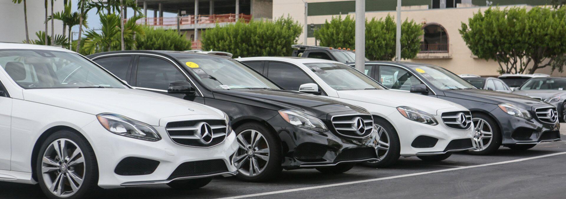 Mercedes-Benz Dealership Miami FL   Used Cars Bill Ussery ...