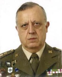 El coronel Francisco Alamán Castro.