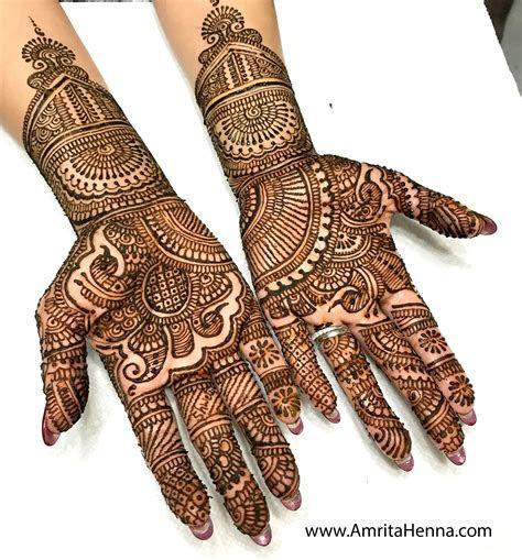 TOP 10 INTRICATE TRADITIONAL INDIAN BRIDAL HENNA MEHNDI