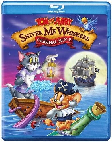 Tom and Jerry: Shiver Me Whiskers (2006) BluRay [Hindi DD2.0-English DD5.1] Dual Audio 480p, 720p & 1080p HD | 10bit HEVC ESub