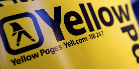 Final Yellow Pages Phone Book Marks End Of Era And Yell.com's Online Move