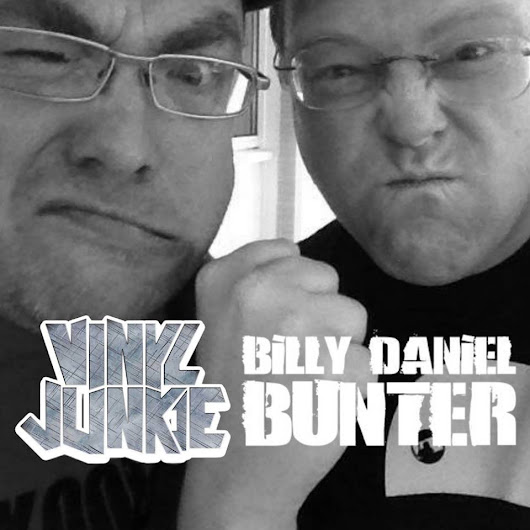 Billy Daniel Bunter & Vinyl Junkie - Acid House, Breaks & Jungle (December 2013)