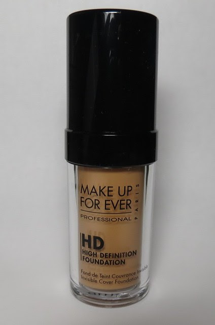 Make Up For Ever HD Foundation 153