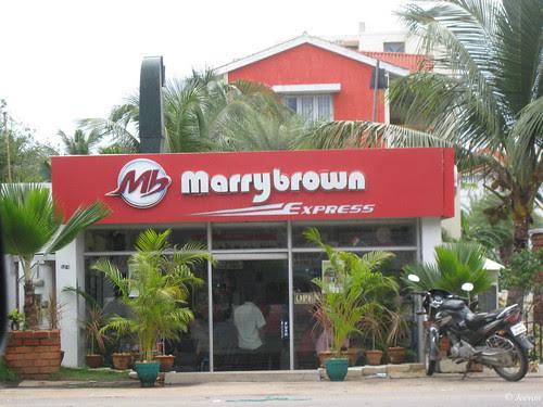 Marrybrown ECR
