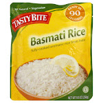TASTY BITE RICE BASMATI-8.8 OZ -Pack of 6