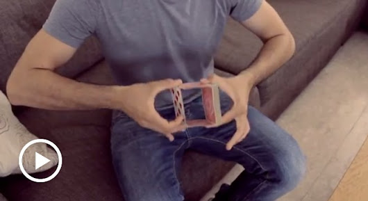 Cardistry Is Beautiful. Watch This If You Don't Believe Us