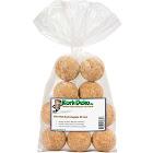 (35 mm (standard)) - 10 pcs. Cork Balls for Table Football | Tabletop Football | Natural Cork Balls | 31 - 35 mm, very quietly, Set of 10 (35 mm