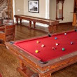 What makes a game room, a game room? -