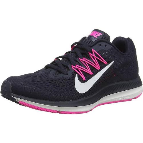 6c9e85c79bf3f Nike Air Zoom Winflo 5 Women s Running Shoe Size 7.5 (Obsidian ...