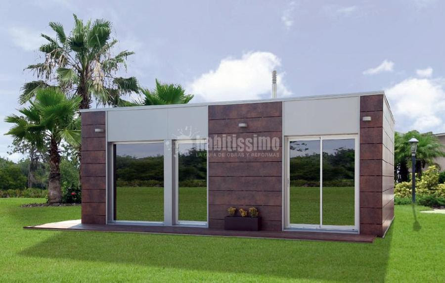 Casas de madera prefabricadas casas modulares las palmas - Casas terreras de alquiler en las palmas baratas ...