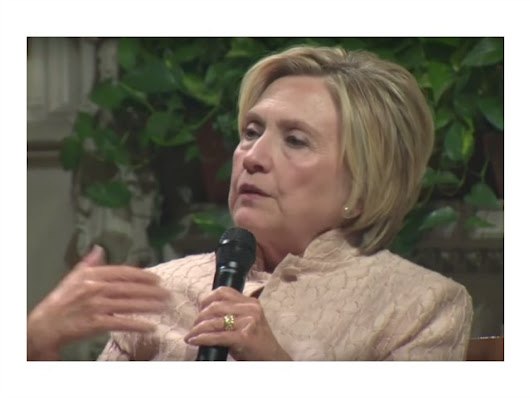 Hillary Clinton Blames Angry Voters for Defeat; Calls for 'Sacred Resistance' Against Trump