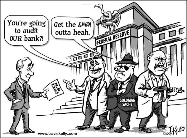 Image result for fed cartoon